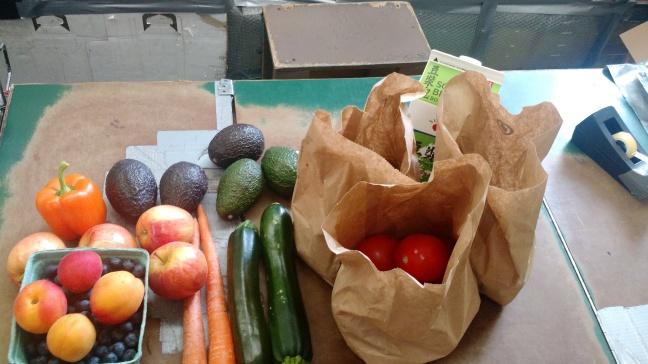 Plastic-Free Groceries