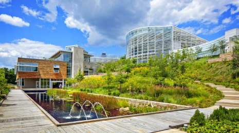 centre for sustainable landscapes
