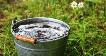 Rainwater-Bucket